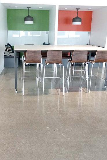 Polished Concrete Floor Company In Seattle Bellevue Wa